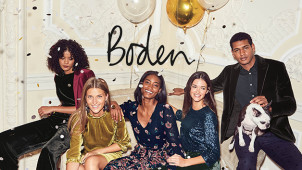 40% Off Selected Orders Plus Free Delivery & Returns at Boden