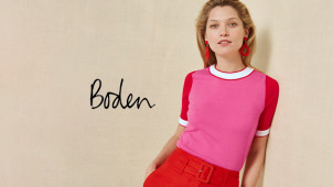 Up to 70% Off Clearance Sale at Boden