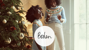 30% Off Womenswear + Extra 10% Off Dresses, Childrenswear and Menswear at Boden