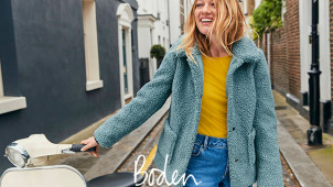 Free Delivery and Returns on Orders at Boden