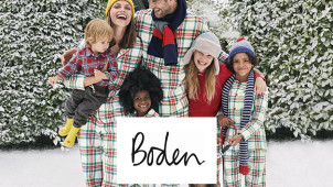 £5 Gift Card with Orders Over £60 at Boden