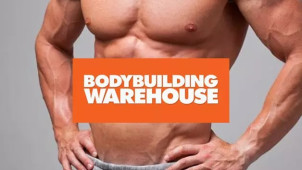 50% Off Own Brand Orders at Bodybuilding Warehouse