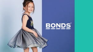 30% Off Orders Plus Extra 10% Off for Members at Bonds