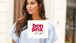 25% Off Plus Free Delivery on Your First Personal Account Order at Bonprix