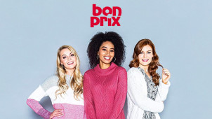 Get 15% Off with Free Delivery on First Order at Bonprix UK