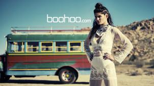 45% Off Denim, Knitwear, Jackets and Footwear at Boohoo