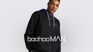 Cyber Sale - Up to 75% Off Everything at boohooMAN