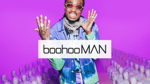 30% Off Orders Plus Free Delivery at boohooMAN