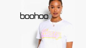 Promos jusqu'à -70% chez Boohoo