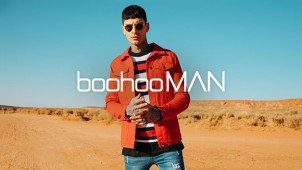45% Off First Orders at boohooMAN