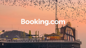 Save 15% or More with Getaway Deals Plus a £30 Gift Card with Bookings Over £260 at Booking.com