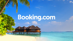 £10 Gift Card with Upfront Bookings Over £150 at Booking.com