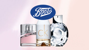 Up to 50% Off Selected Fragrances at Boots