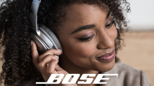 £10 Off First Orders Over £179 with Newsletter Sign Ups at Bose