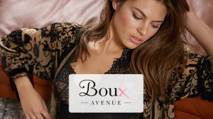 Save up to 70% in the Sale at Boux Avenue