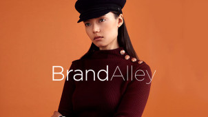 £15 Off First Orders Over £60 at BrandAlley