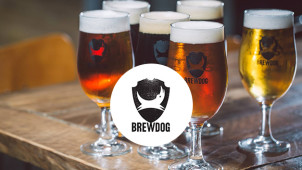 Up to 20% Off Selected Multi Beer Bundles at BrewDog