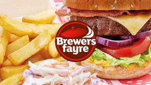 Festive Menu Now Available from £10.99 at Brewers Fayre