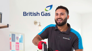 Free £75 Giftcard with HomeCare Four Online Orders - from £23.50 a Month at British Gas HomeCare