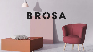 $50 Off First Orders Plus Free Delivery with Newsletter Sign-ups at Brosa Furniture