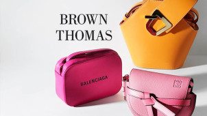Over €200 Off in the Sale - Get Appliances, Clothes and Beauty for Less at Brown Thomas