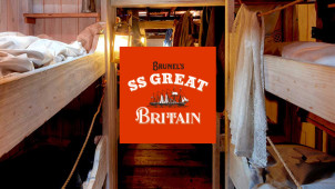 5% Off Online Bookings at Brunel's ss Great Britain