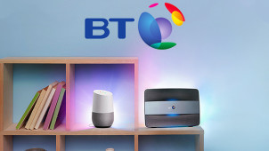 £80 Reward Card and Choice of Free Tech with Ultrafast Fibre Plus Packages at BT Broadband