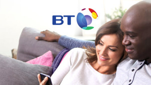 40% Welcome Discount with BT Broadband