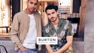 Up to 50% Off in the Seasonal Sale at Burton - Jeans, Shirts, and More