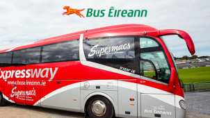 30% Off Tickets with Leap Cards at Bus Éireann