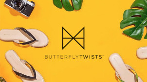 £5 Off Orders Over £50 at Butterfly Twists