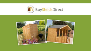 £10 Off Orders Over £300 at Buy Sheds Direct