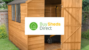 £20 Off Forest Shed Orders Over £400 at Buy Sheds Direct