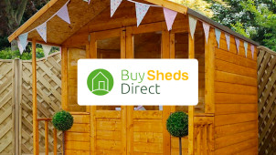 £20 Gift Card with Orders Over £350 at Buy Sheds Direct