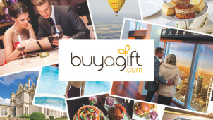 10% Off First Orders at Buyagift
