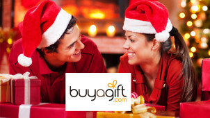 £10 Gift Card with Orders Over £60 at Buyagift