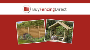 £10 Off Orders Over £300 at BuyFencingDirect