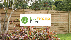 £10 Off First Orders Over £300 with Newsletter Sign-ups at BuyFencingDirect