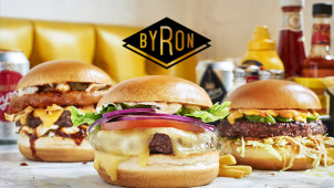 Treats, Sneak Previews and Special Tastings with Burger Club Membership at Byron Burger