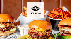 Buy Gift Cards from £10 at Byron Burger