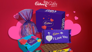 £5 Gift Card with Orders Over £45 at Cadbury Gifts Direct