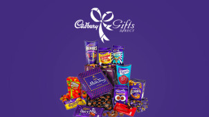 15% Off Selected Orders at Cadbury Gifts Direct