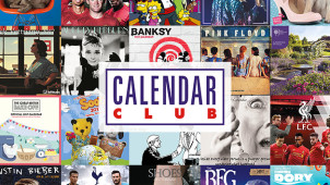 Up to 50% Off in the Calendar Club Sale