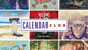 Up to 50% Off Orders in the Mid-Season Sale at Calendar Club