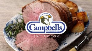 £10 Off Orders Over £40 at Campbells Prime Meat
