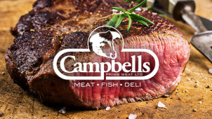 £5 Off Orders Over £25 at Campbells Meat