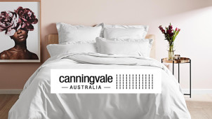 $15 Off First Orders Over $100 with Newsletter Sign-ups at Canningvale Australia