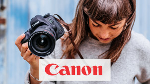 £15 Gift Card with Orders Over £400 at Canon