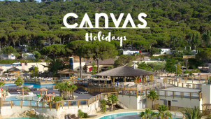€90 Off Group Bookings at Canvas Holidays