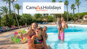 £50 Gift Card with Upfront Bookings Over £800 at Canvas Holidays